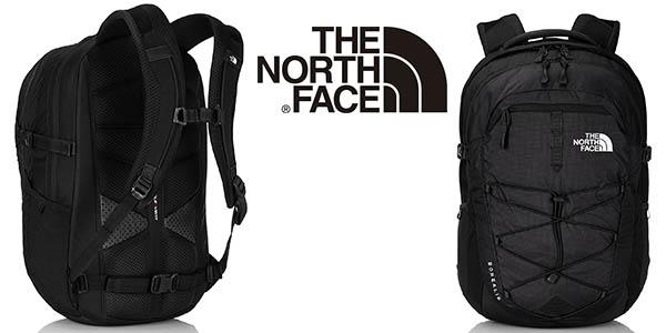 The North Face Borealis mochila negra barata