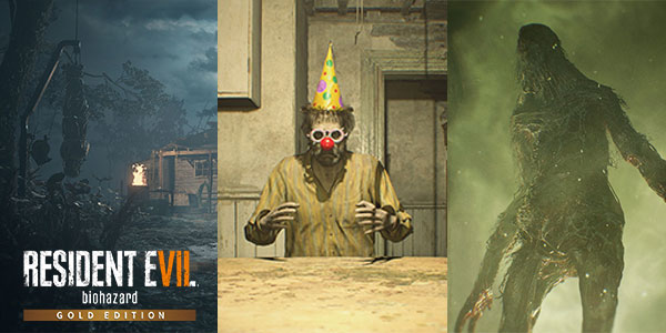 Videojuego Resident Evil 7 Biohazard Gold para PC Steam al mejor precio