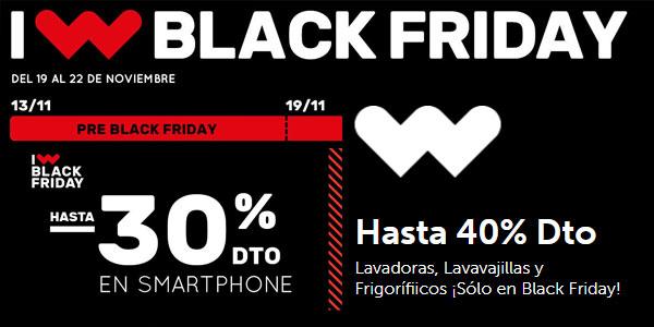 Mejores ofertas en Worten por el Black Friday 2018