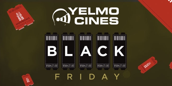 Yelmo Black Friday entradas baratas
