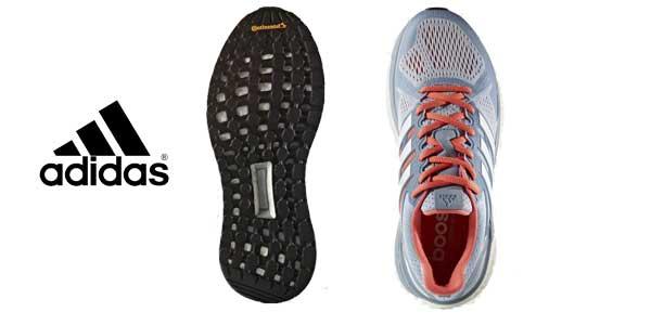 SÓLO HOY: Chollazo Zapatillas de running Adidas Supernova ST