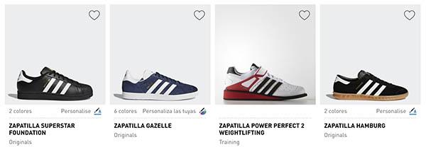 Zapatillas en el Black Friday de Adidas