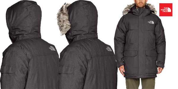 abrigo north face mcmurdo