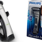 Afeitadora corporal inalámbrica Philips BodyGroom TT2040/32