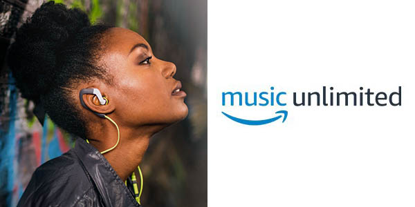 Amazon Music Unlimited barato