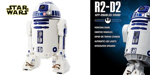 Androide teledirigido R2-D2 de Sphero rebajado