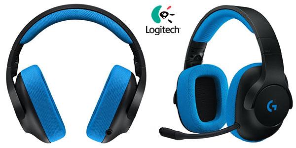 Auriculares gaming Logitech G233 Prodigy baratos