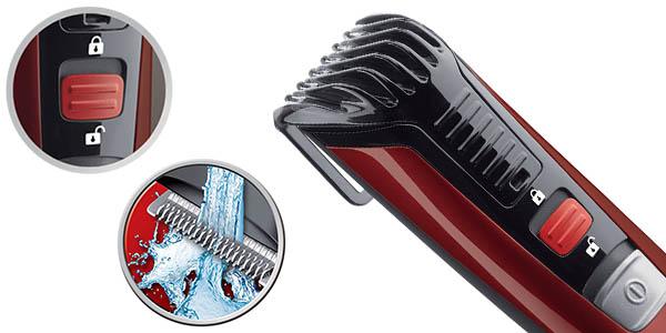 barbero Remington Beard Boss Styler sencillo funcionamiento a pilas ideal viajes