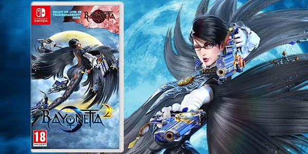 Bayonetta 2 Bayonetta 1 Para Nintendo Switch Por Solo 49 79 Con