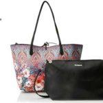 Bolso Desigual Capri Freya para mujer barato en Amazon Moda