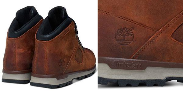 Botas de senderismo Timberland de color marrón para hombre