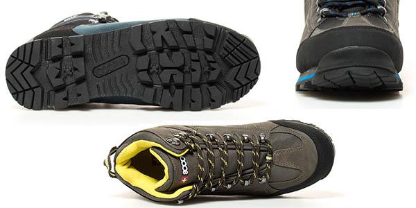 botas de senderismo +8000 Taka gran relación calidad-precio