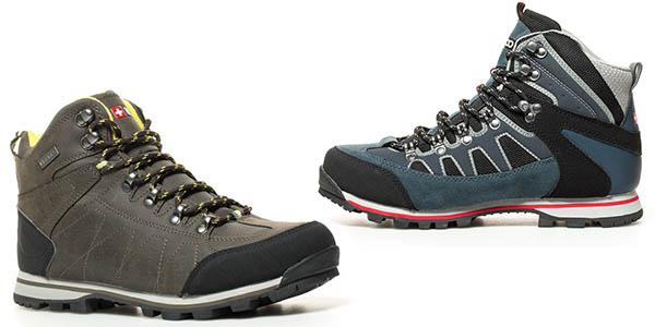 botas de trekking Shintex para hombre +8000 Taka chollo