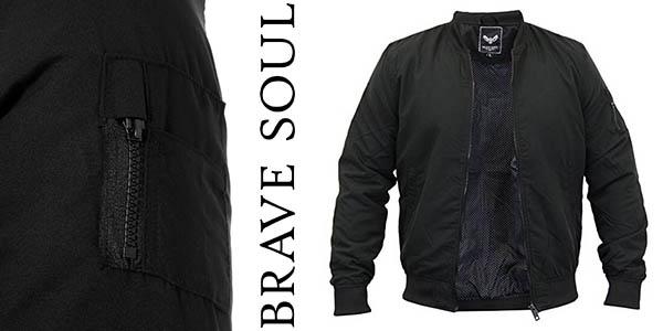 Brave Soul Bert cazadora para hombre barata