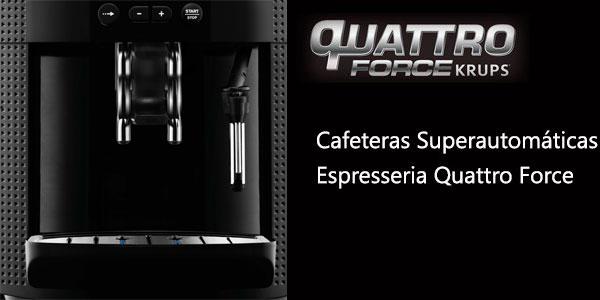 Cafetera SuperAutomática KRUPS EA8150 chollazo en eBay
