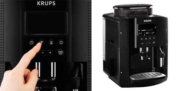 Cafetera SuperAutomática KRUPS EA8150 chollo en eBay