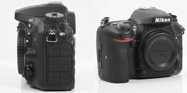 Cámara Nikon D7200 SLR barata