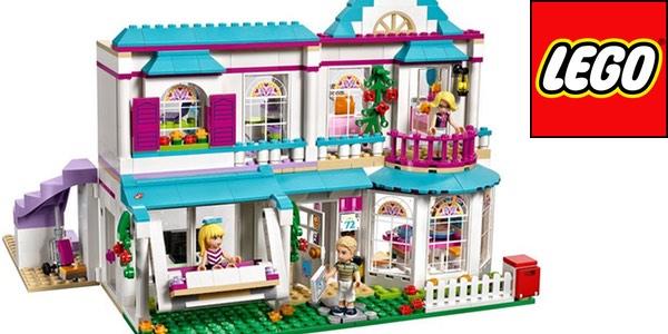 Chollo lego friends casa de stephanie 41314 por s lo 52 44 con env o gratis 30 de descuento - Casa de olivia lego friends el corte ingles ...