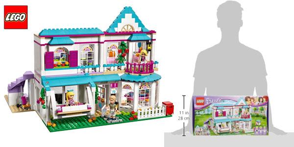 LEGO Friends - Casa de Stephanie (41314) chollazo en Amazon España