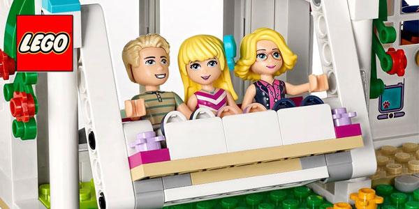 LEGO Friends - Casa de Stephanie (41314) barata en Amazon España
