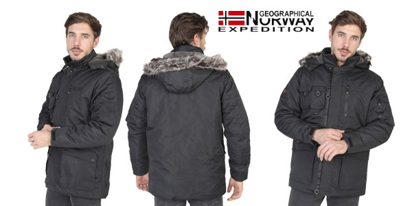 Hombre Chaqueta Amande Para Norway Sólo Hoy Chollazo Geographical OEn0F1q