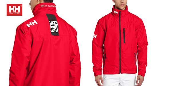 Helly Hansen Jacke Crew Midlayer chollo en Amazon Moda