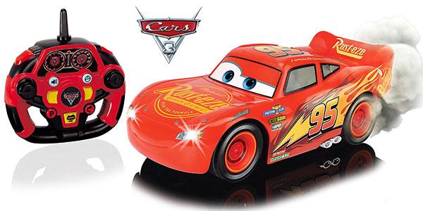Coche teledirigido Rayo McQueen de Cars 3 barato