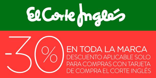 Corte Inglés Venta Privada junio 2018