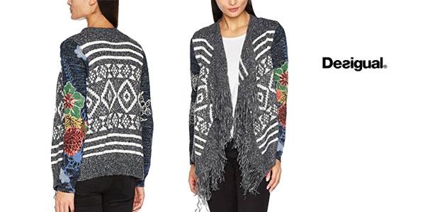 Jersey de tricot Desigual Sally chollo en Amazon Moda