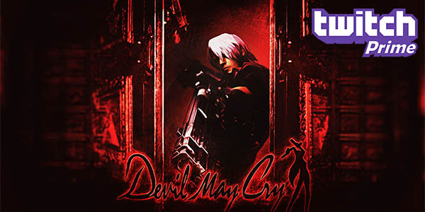 Devil May Cry 1 HD gratis con Twitch Prime