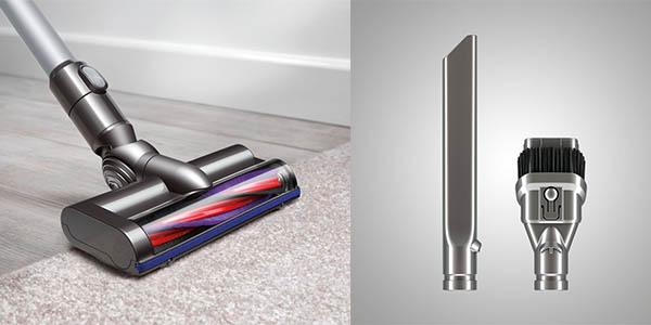 Dyson V6 Slim Extra aspirador escoba genial relación calidad-precio
