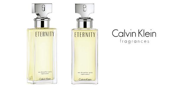 Eau de parfum Eternity Calvin Klein para mujer de 100 ml barato en Amazon España