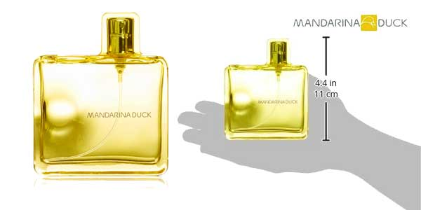 Eau de Toilette Mandarina Duck de 100 ml chollazo en Amazon
