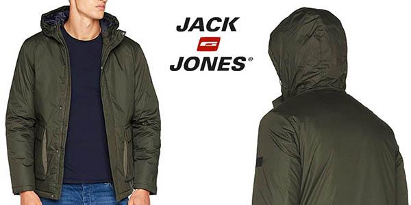 Jack Jones Cowang chaqueta invierno para hombre chollo