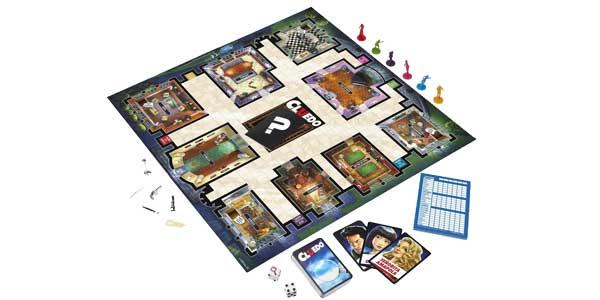 Cluedo (Hasbro 38712546) chollo en Amazon España