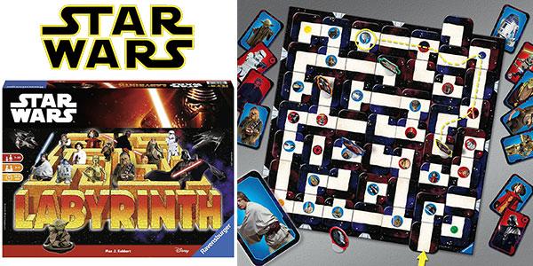 Juego De Mesa Laberinto De Star Wars Por Solo 19 48 Grandes