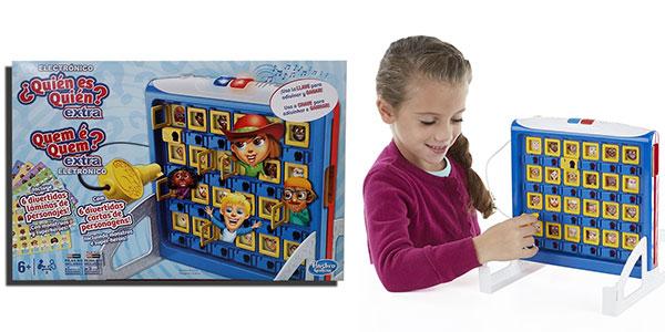 Juego Quién es quién Extra B2226175 de Hasbro barato