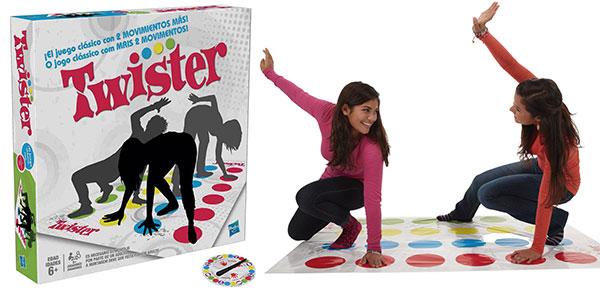 Juego de suelo Twister original barato