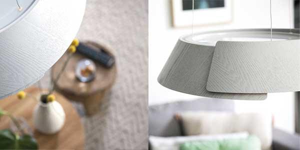 Philips InStyle Nonagon - Lámpara de techo colgante LED chollazo en Amazon