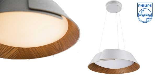 Philips InStyle Nonagon - Lámpara de techo colgante LED barata en Amazon