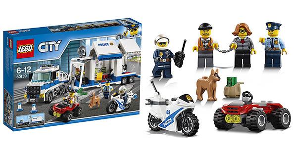 Lego City camión control de construcción para niñ@s a partir 6 años