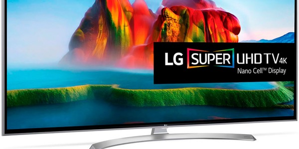 Smart TV LG 65SJ810V SuperUHD 4K Nanocell HDR