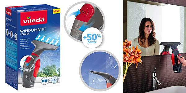 limpiador de ventanas Vileda Windomatic Power oferta flash Amazon