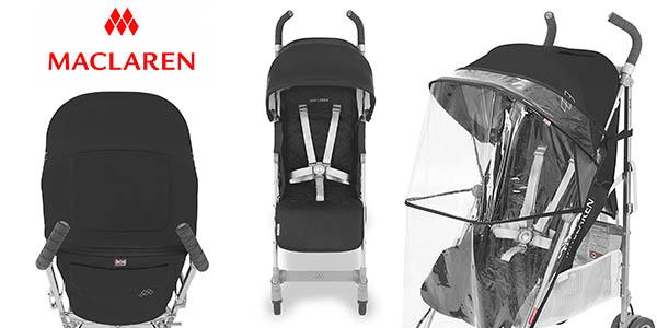 Maclaren Quest silla de paseo de 0 a 5 años barata