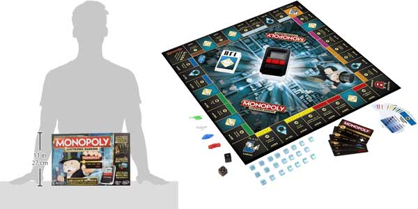 Monopoly - Electronic banking chollo en Amazon
