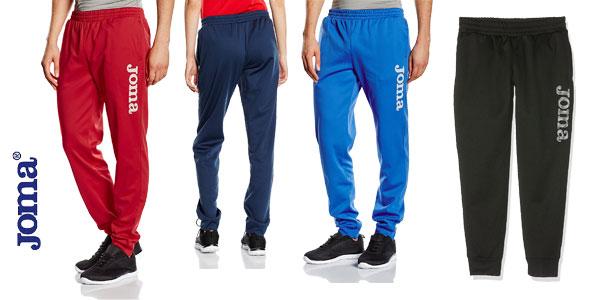 Pantalones deportivos Joma Suez para hombre o niño baratos en Amazon