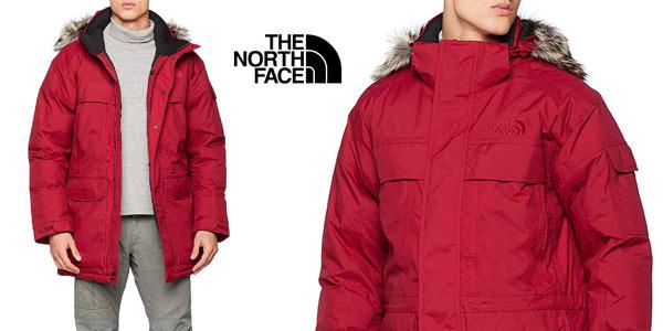 7a3237e53da Chollazo Chaqueta The North Face M McMurdo para hombre por sólo 255 ...