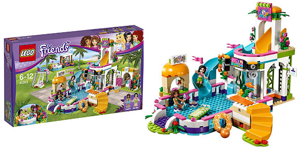 Playset LEGO Friends - Piscina de verano Heartlake barato