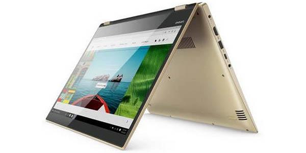 Lenovo Yoga 520-14IKB con pantalla articulada