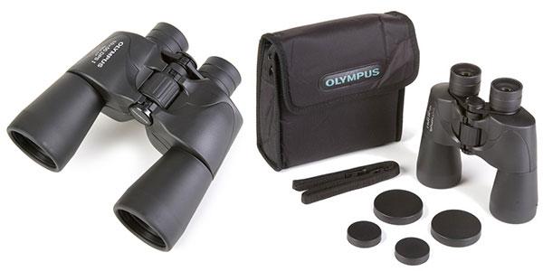 Prismáticos Olympus DPS-I de 10x5 con protección UV rebajados